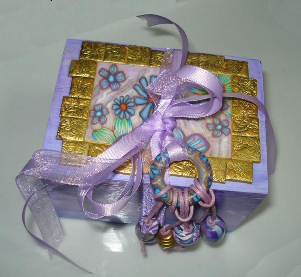 boite à bijoux pour Viola