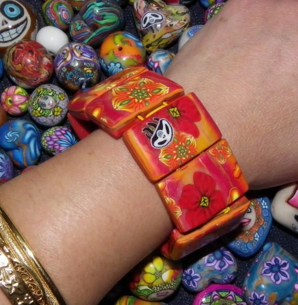 bracelet de martine porté