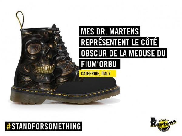 Le côté obscur des Dr.Martens de la méduse ... !!!