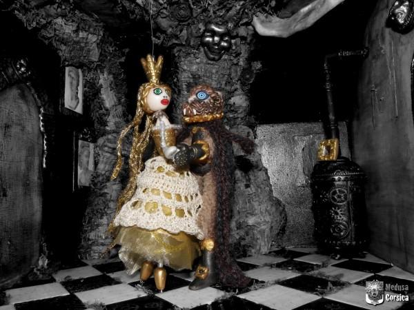 La Belle et la Bête par Medusa