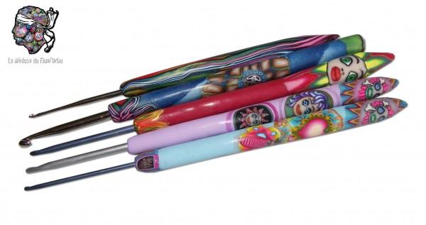crochets par numéros, chacun sa couleur