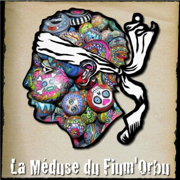 Logo Testamora-Perles La Meduse du Fium'Orbu