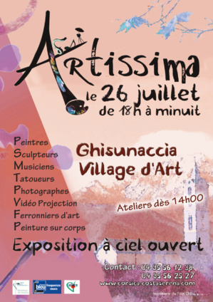 affiche officielle de l'expo