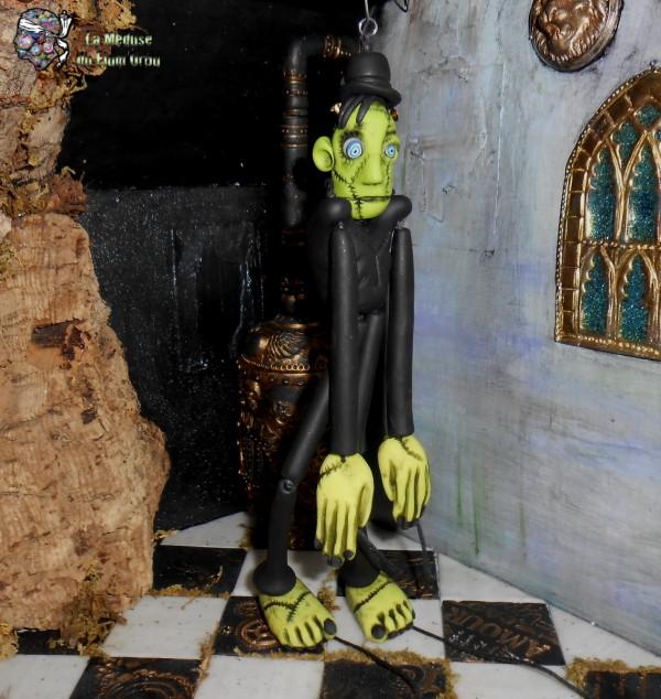 la Créature de Frankenstein