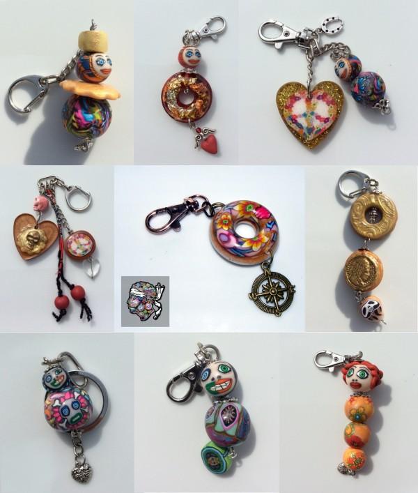 Grigris et bijoux de sac