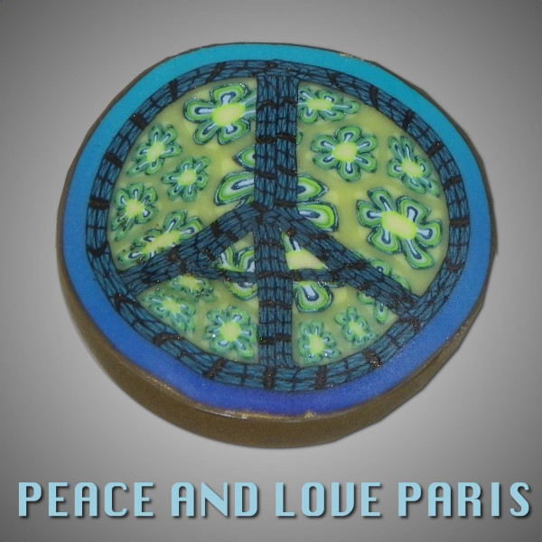 Peace and Love Paris