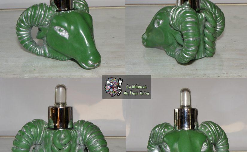 Mouflon en flacon