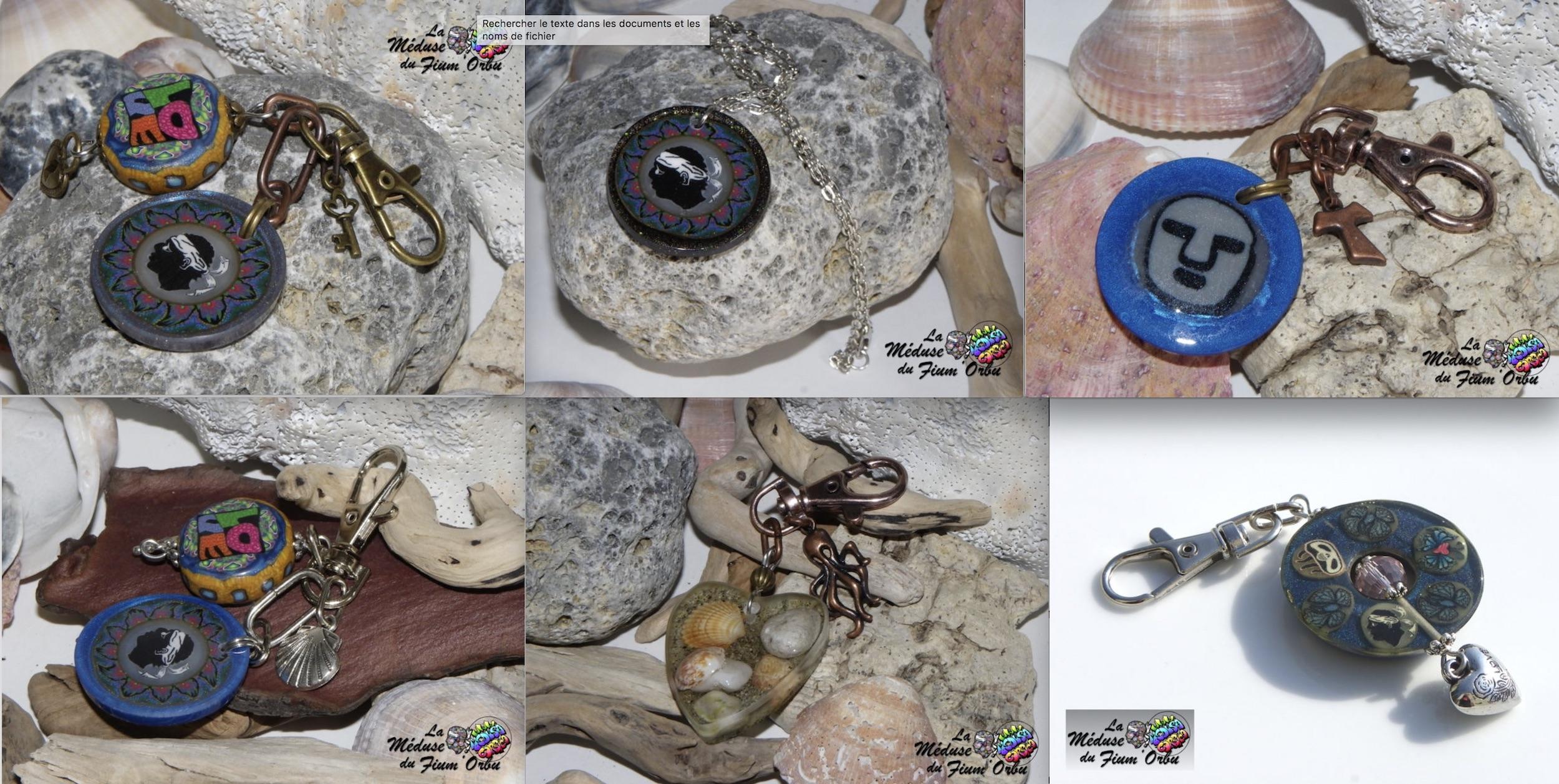 Millefiori & souvenirs de Corse