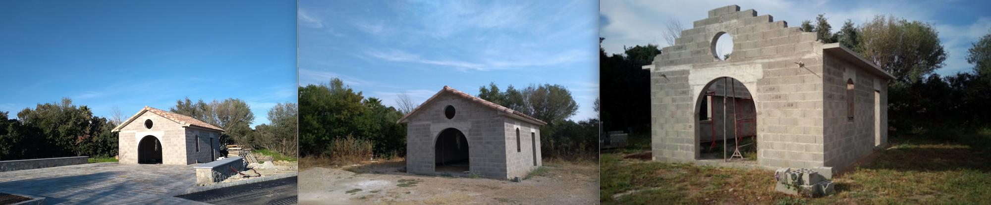 La Chapelle de Saint Antoine