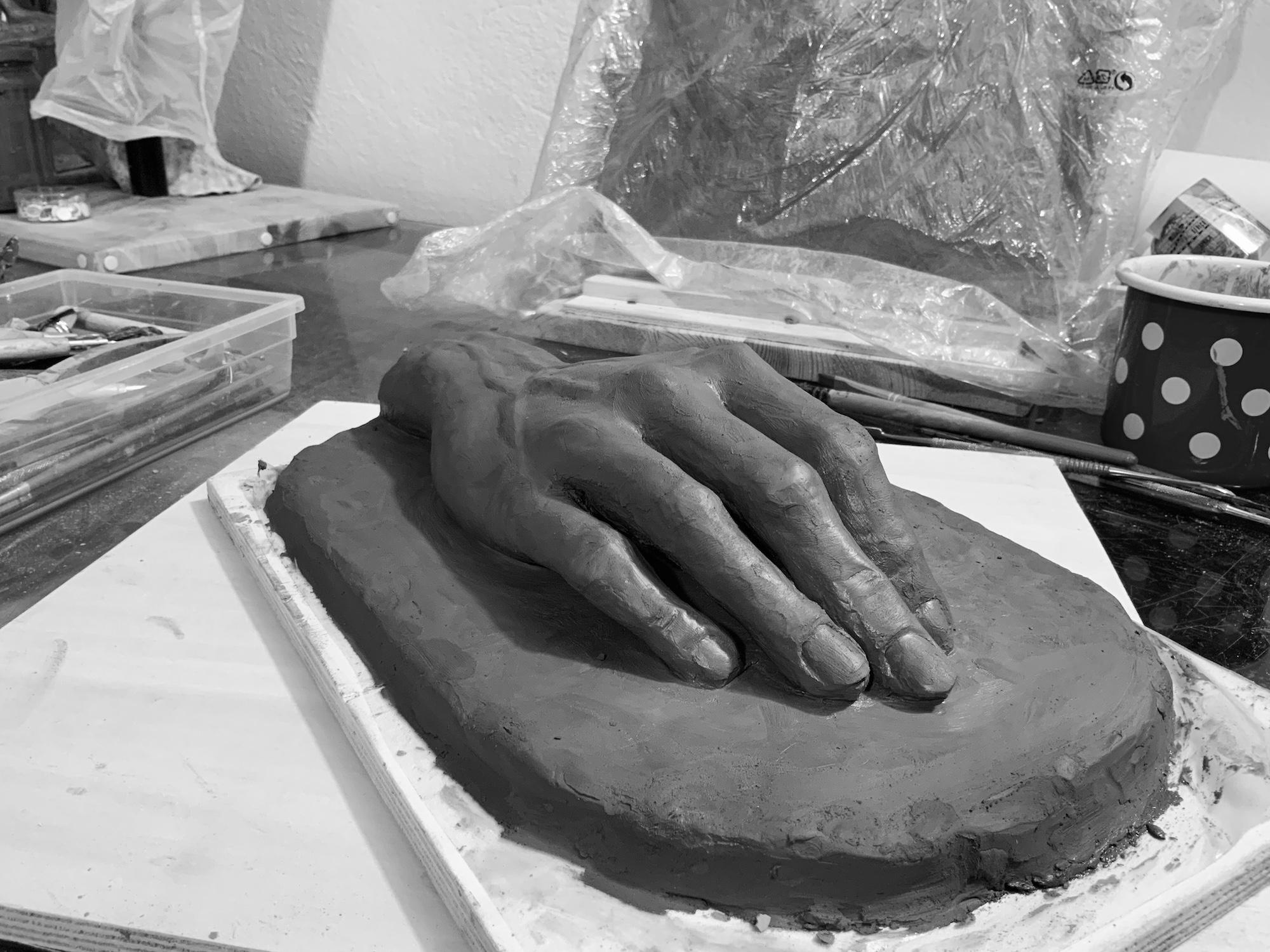 Etude anatomique de la main DM