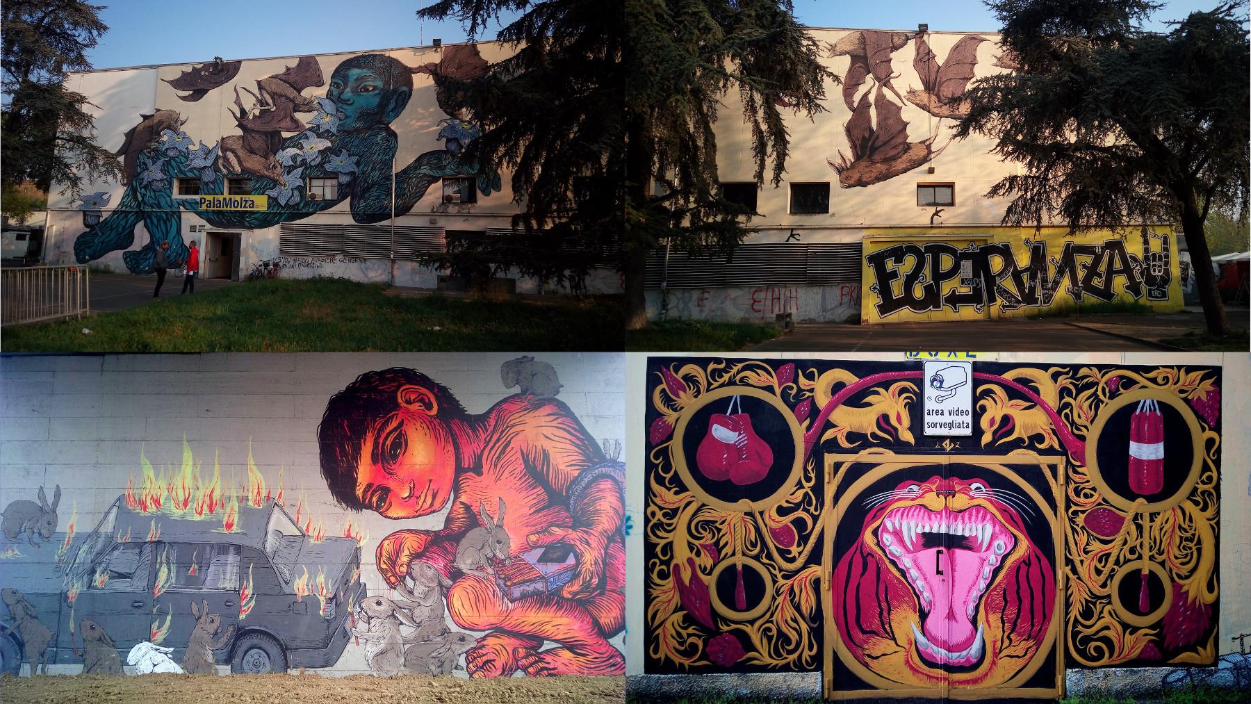 Street Art, ce béton qui nous charme