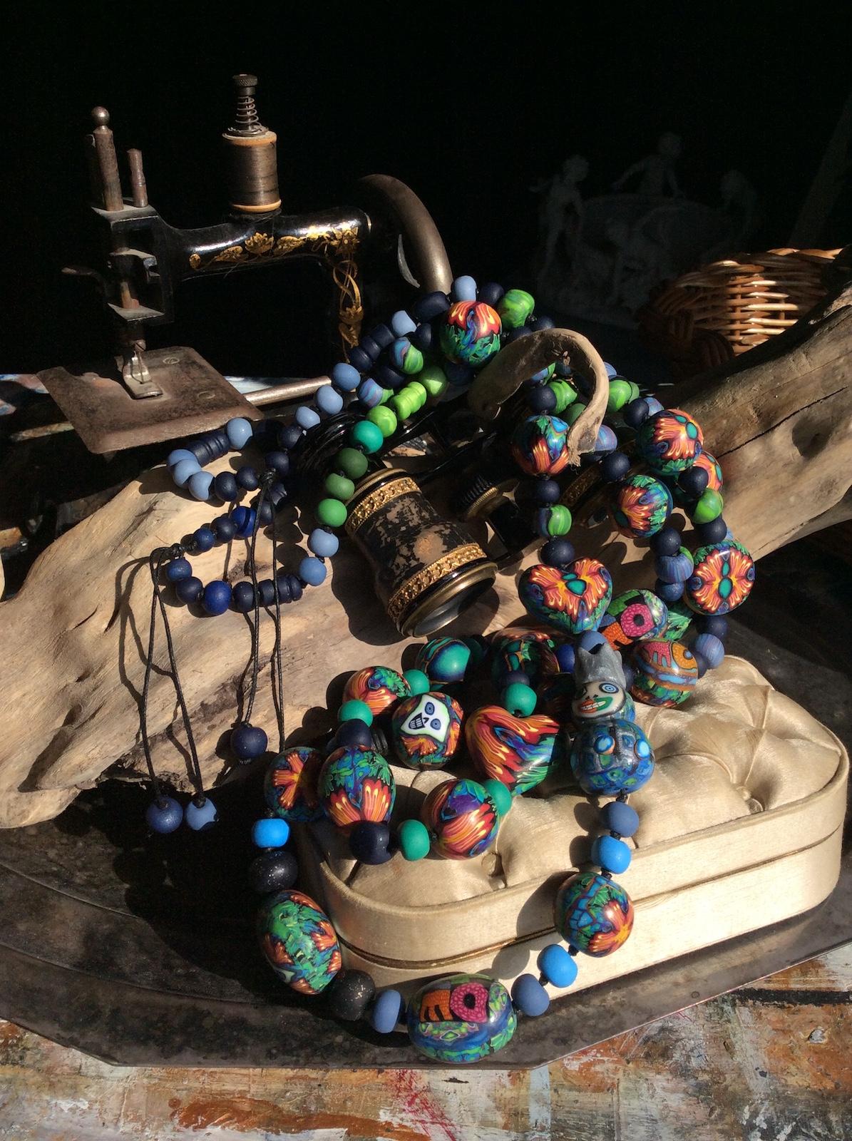 Montage bijoux de septembre