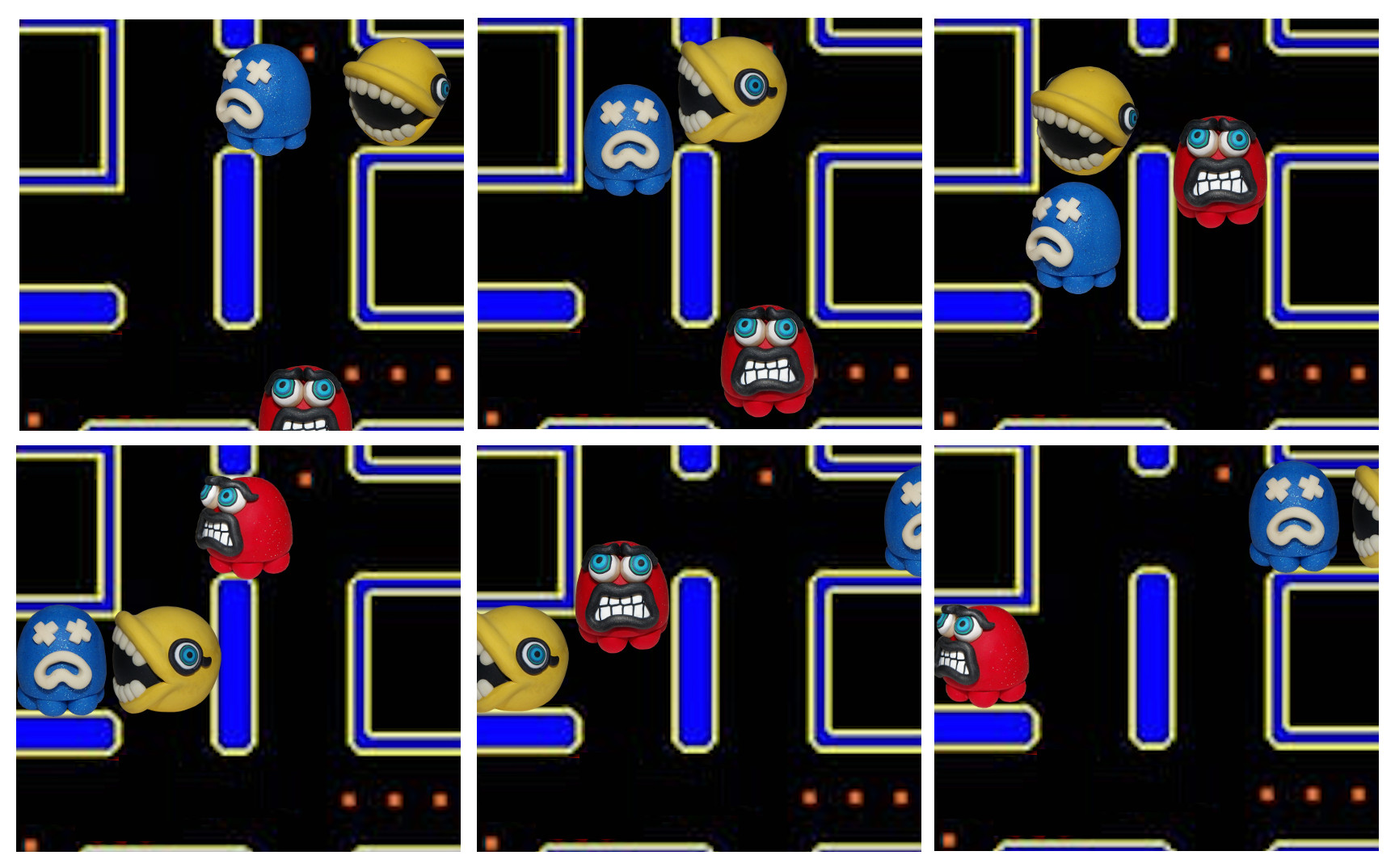 Pac Man maniac!