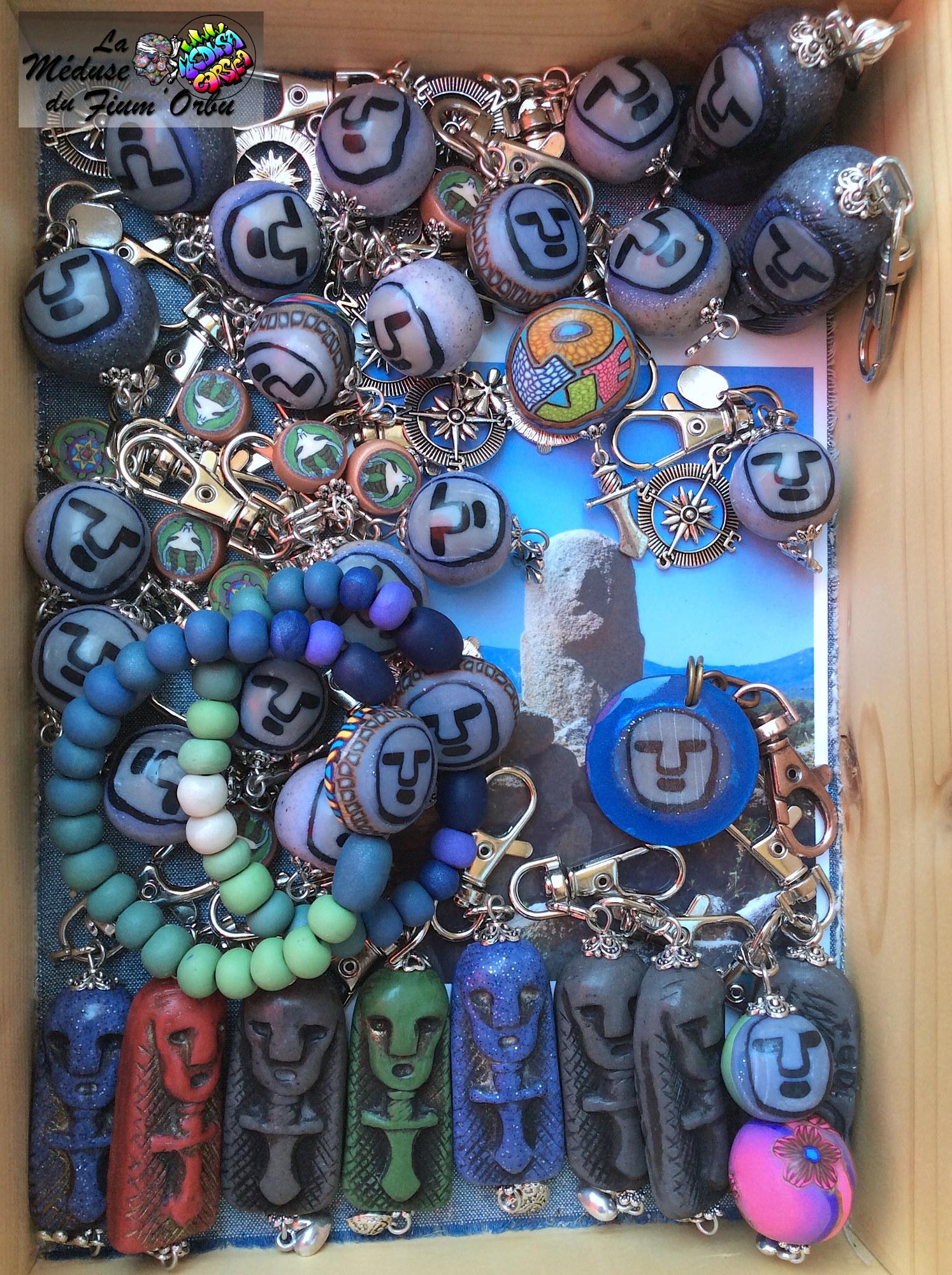 Collection Menhirs de Corse